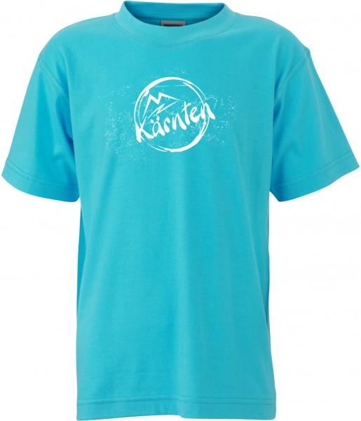 Kinder T-Shirt mit Kärnten bedruckt